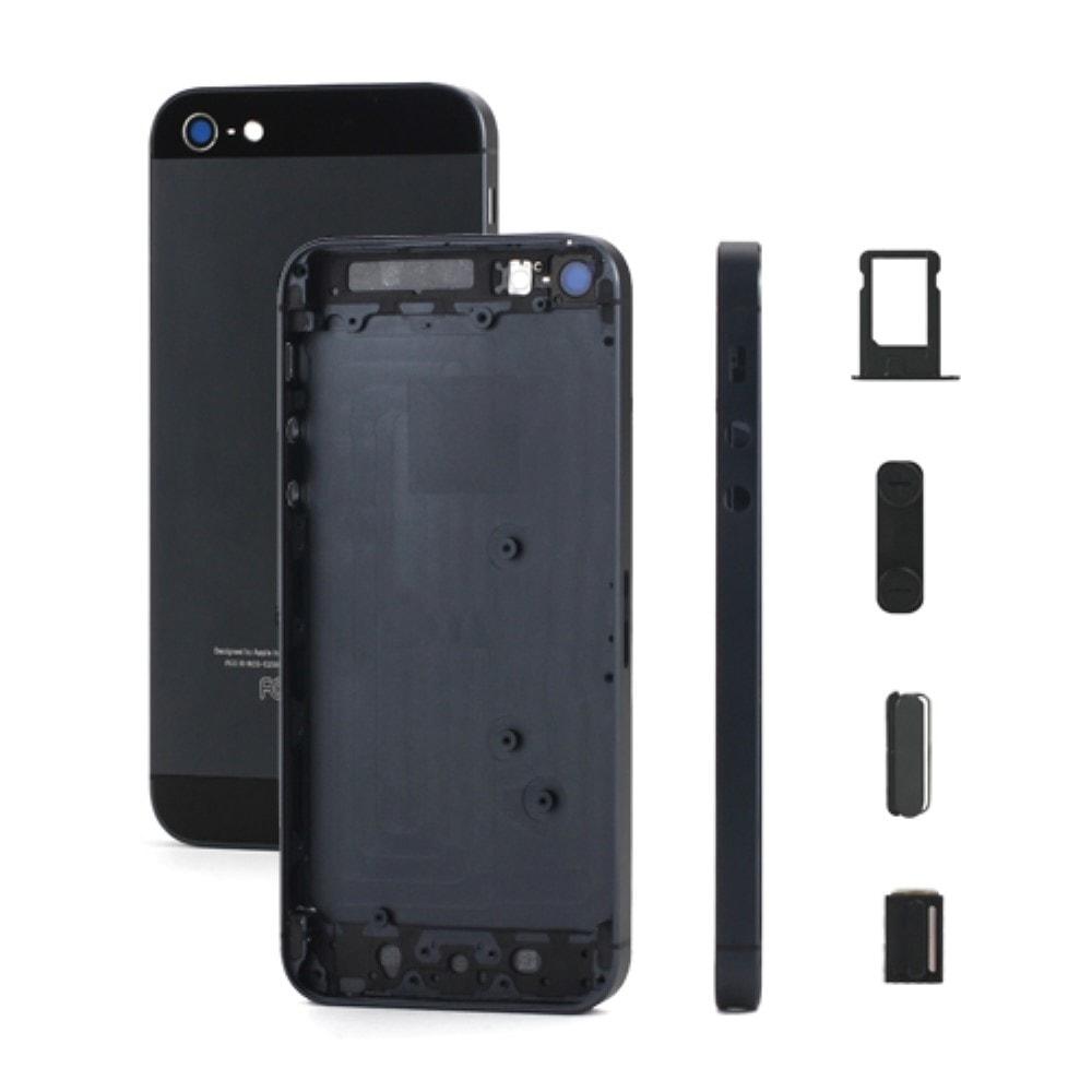 Apple iPhone 5 zadní kryt baterie černý