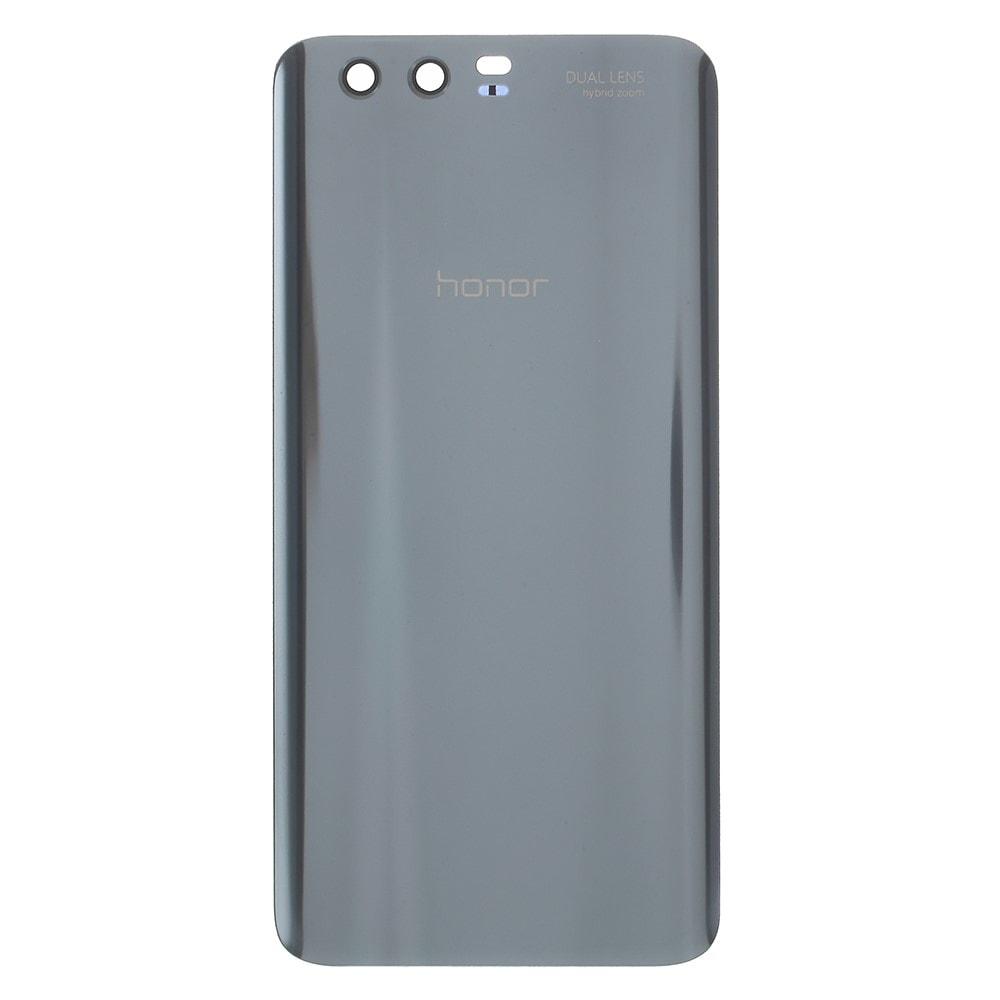 Honor 9 Zadní Kryt baterie šedý skleněný lesklý