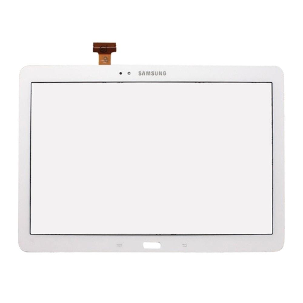 Samsung Galaxy Note 10.1 SM-P600 dotykové sklo bílé