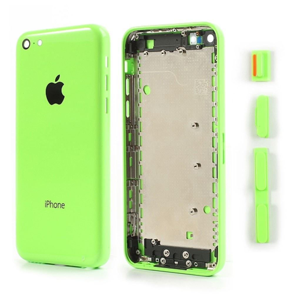 Apple iPhone 5C zadní kryt baterie zelený