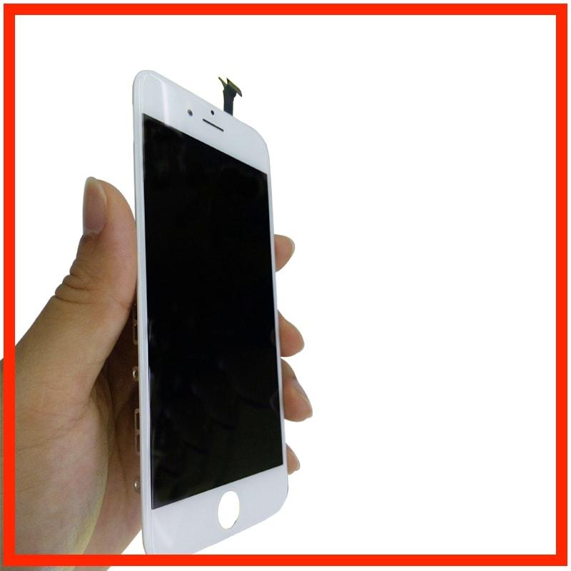 Apple iPhone 6 LCD displej originální repasovaný dotykové sklo bílé