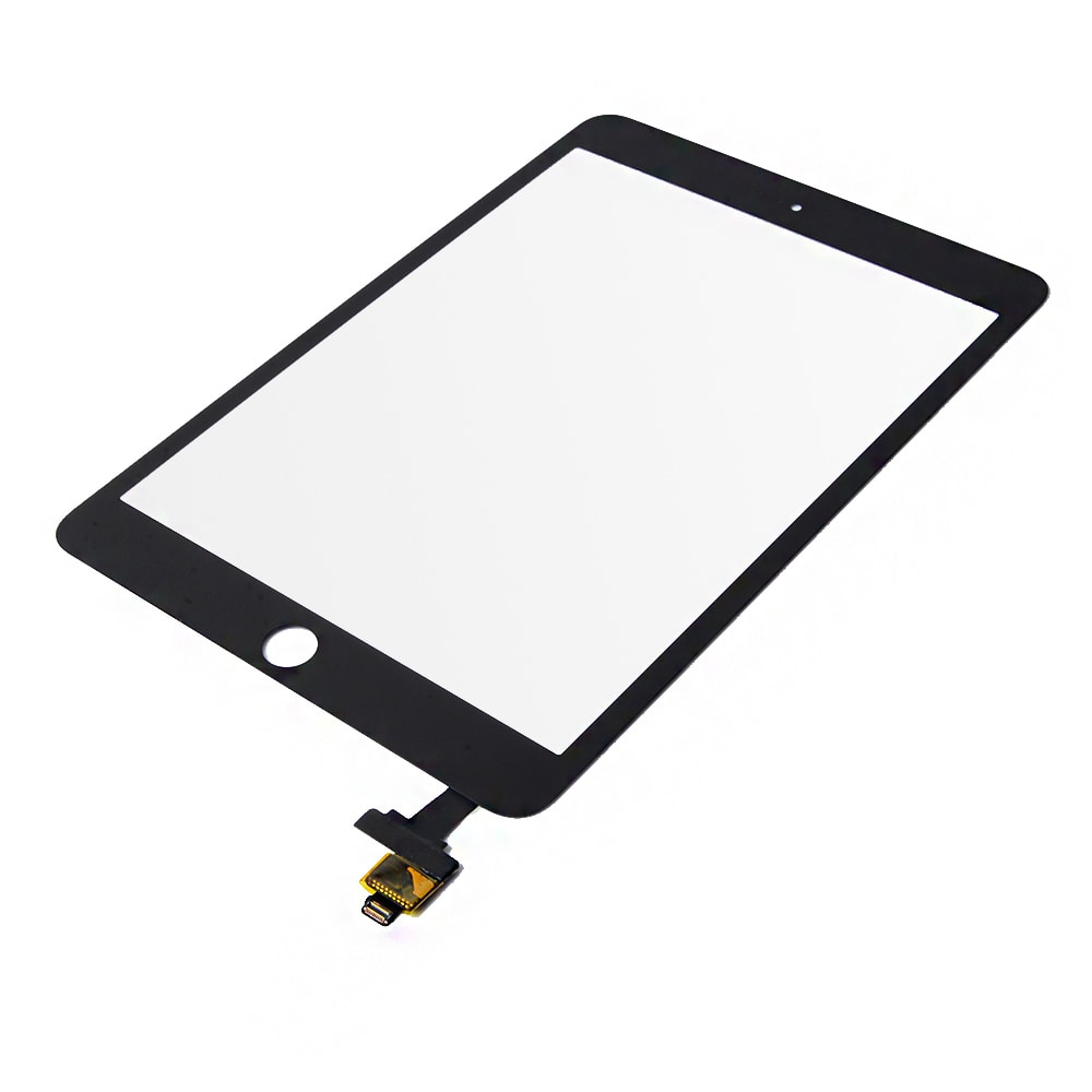 Apple iPad mini 3 dotykové sklo černé
