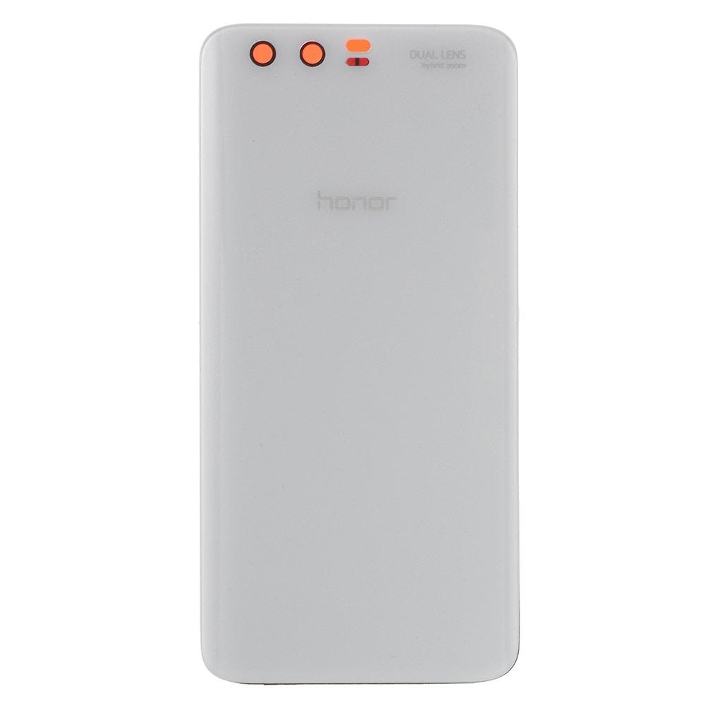 Honor 9 Zadní Kryt baterie bílý skleněný lesklý