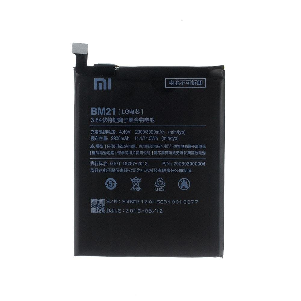 Xiaomi Mi note Baterie BM21