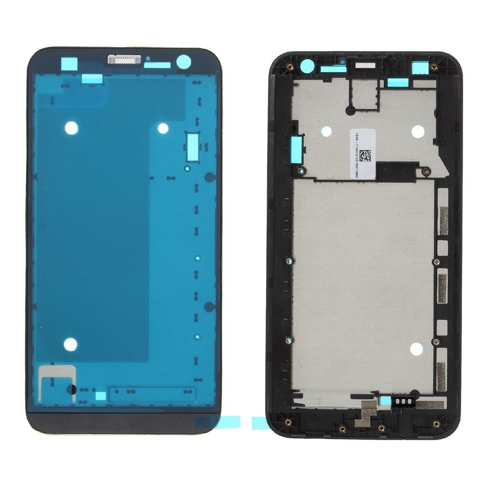 Asus Zenfone 2 Laser střední rámeček pod LCD středový kryt telefonu ZE550KL
